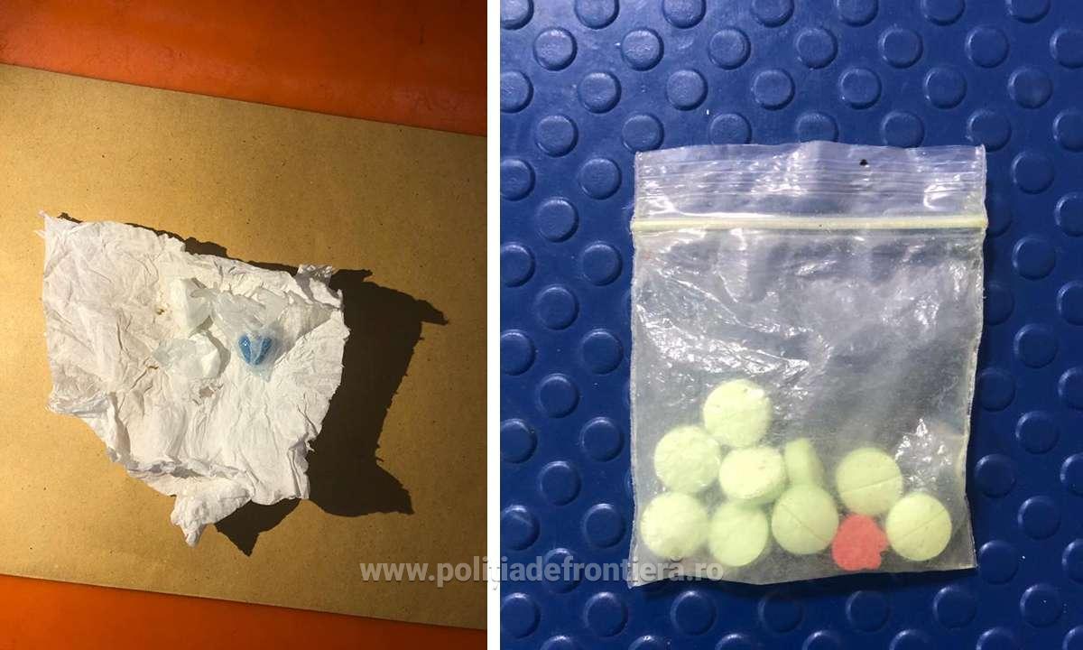 Poliția de Frontieră. Doi cetățeni străini depistați cu droguri la aeroportul Cluj-Napoca