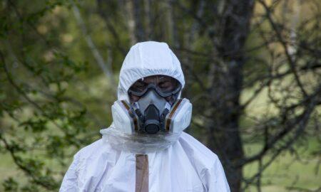 "Pericol major semnalat de meteorologi. Un nor toxic va acoperi țara noastră. ""Este un fenomen violent"""