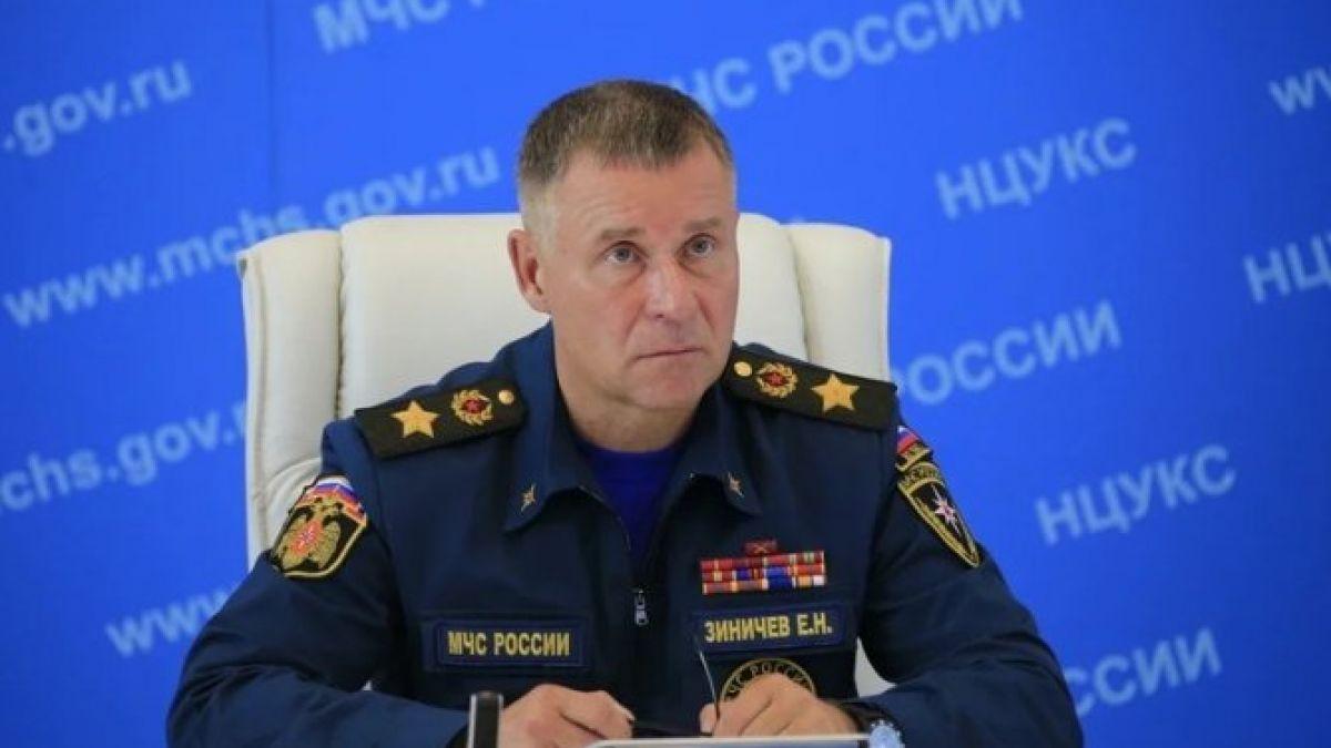 Ministrul rus pentru Situaţii de Urgenţă, mort în timpul unui exercițiu