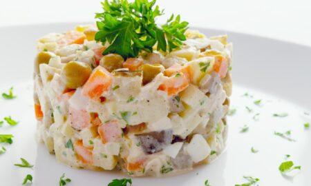 Cum faci salata de boeuf perfectă. Gospodinele trebuie să fie atente la ASTA!