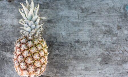 Ce se întâmplă dacă mănânci ananas în fiecare zi. Puțini știu ce se ascunde în acest fruct!